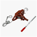AMER.POWER PULL 15002  4 Ton Cable Puller