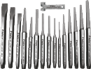ASTRO PNEUMATIC 1600 16 Pc. Punch & Chisel Set