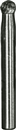 ASTRO PNEUMATIC 2181-05 SD-1 Carbide Burr