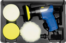 "ASTRO PNEUMATIC 3055 3"" Mini Polisher Kit"