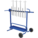 ASTRO PNEUMATIC 7300 Super Work Stand