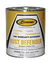 CLAUSEN ZRD-2 Rust Defender™ Sprayable Polyester Primer with Primer Hardener