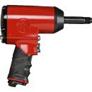 "CHICAGO PNEU. 749-2 1/2"" Super Duty Air Impact Wrench with 2"" extended anvil"