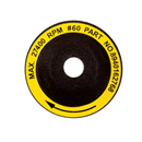 "CHICAGO PNEU. 8940162768 5-2"" 60G GRINDING WHEELS"