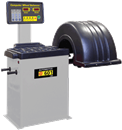 CORGHI 601 Digital Wheel Balancer