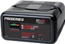 DSR/SCHUMACHER PS-620 6 amp / 2amp manual battery charger