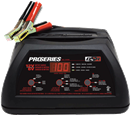DSR/SCHUMACHER PSC-12500A 125/15 40/2 Amp Fully Automatic Battery Charger & Engine Start