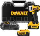 "DEWALT DCF883M2 20V MAX* Lithium Ion 3/8"" Impact Wrench Kit"