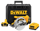DEWALT DCS934KL 18V XRP Li-Ion Metal Cutting Circular Saw