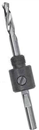 "DEWALT DW1818 Bi-Metal Hole 3/8"" Mandrel (1-1/4"" to 3"")"