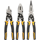 DEWALT DWHT70485  3 Pack Compound Pliers