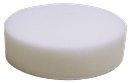 "DYNABRADE 90038 3"" White Polishing Foam Pad"
