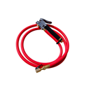 ESCO 10950 Clip-On Air Hose, 6'