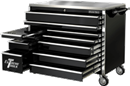 "EXTREME TOOLS EX5511RCBK 55"" 11 Drawer Roller Tool Cabinet - Black"