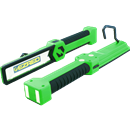 E-Z RED XL5500GR Rechargeable Xtreme Logo Work Light, Green