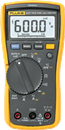 FLUKE 117 True-RMS Digital Multimeter with Non-Contact Voltage