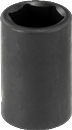 "GREY PNEUMATIC 1007M 3/8"" Dr. x 7mm Standard Impact Socket"