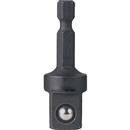 "GREY PNEUMATIC 1412HA 1/4"" Hex Dr. x 1/2"" Friction Ball Adapter"