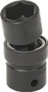"GREY PNEUMATIC 2011UM 1/2"" Dr. x 11mm Standard Universal Socket"