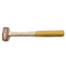 GEARWRENCH 69-480G 1-1/2 lb Copper Hammer with Hickory Handle