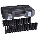 27 Pc Impact Socket Set