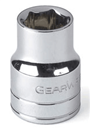 "GEARWRENCH 80126 1/4"" Drive 6 Pt. Standard Metric Socket 5mm"