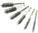 INNOVATIVE PROD 8080 6 Pc. Stainless Steel Twisted Wire Bore Brush Set