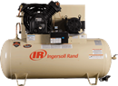 IR COMPRESSORS 45465820 10 HP 120 Gal. Two-Stage Type 30 Full Package