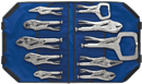IRWIN 1078KB 10 Pc. Locking Pliers Kit