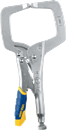 "IRWIN 19T 6"" Fast Release™ Locking C-Clamps with Regular Tip"