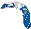IRWIN 2089100 Folding Lock-Back Utility Knife