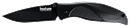KERSHAW KNIVES 1550 Blackout Knife