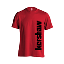 KERSHAW KNIVES SHIRTKER182S KERSHAW TSHIRT RED SMALL