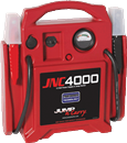 JUMP-N-CARRY JNC4000 4000 Jump-N-Carry, 1100 Peak Amp 12 Volt Jump Starter