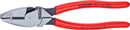 "KNIPEX PLIER 0901240SBA  9-1/2"" Lineman's Pliers New England Style"