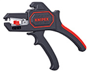 "KNIPEX PLIER 1262180   7-1/4"" Automatic Insulation Stripper"