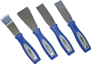 K TOOL INTERNATIONAL 70005 4 Pc. Putty Knife / Scraper Set
