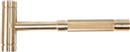 K TOOL INTERNATIONAL 71782 27 oz Solid Brass Hammer