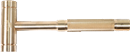 K TOOL INTERNATIONAL 71783 Solid Brass Hammer, 48oz