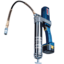 LINCOLN 1242 PowerLuber® 12-Volt Grease Gun - With One Battery