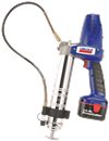 LINCOLN 1442 PowerLuber® 14.4-Volt Grease Gun - With One Battery
