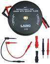 LANG TOOLS 1176 7 Pc. Retractable Test Lead Set