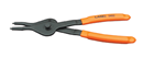 "LANG TOOLS 3492 .090"" Internal/External Retaining Ring Pliers - 0-degree"