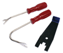 LISLE 35440 3 Pc. Body Trim Tool Set