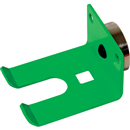 LISLE 49750 Air Hose Holder, Green