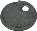 LISLE 67870 Standard/High Energy Spark Plug Gauge & Gapper