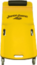 "LISLE 93102 Yellow 38"" Plastic Creeper"