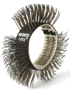 MBX METAL BLAST USBU-030-11 11mm Coarse Brush Belt