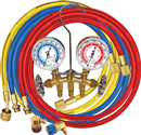 MASTERCOOL 66661 R134A Manifold Gauge Set
