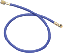 MASTERCOOL 84721 Blue R134A Charging Hoses -- 72""